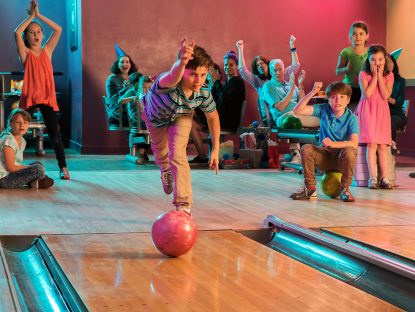FREE Bowling from Musselman's