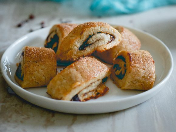 Gluten-Free Apple Butter Rugelach