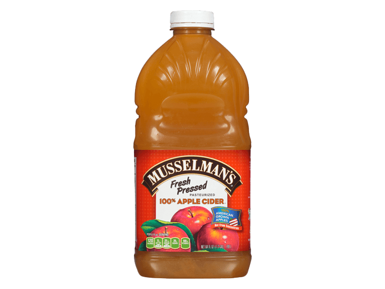 Musselman's Fresh Pressed Cider, 64 oz.