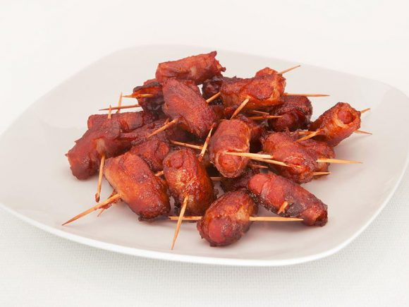 Sweet Bacon Smokies