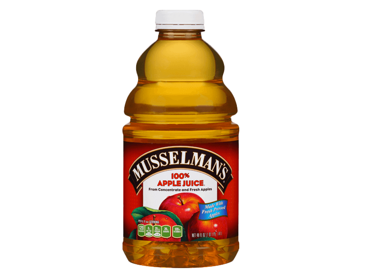 Musselman's Apple Juice, 48 oz.