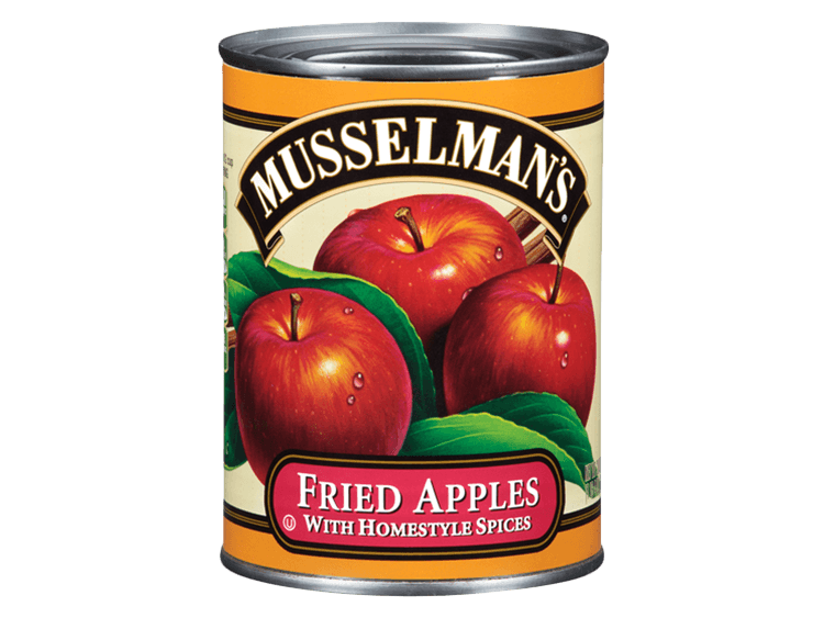 Musselman's Fried Apples, 21 oz.